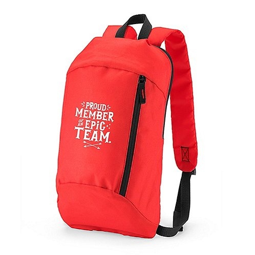 Baudville Holiday Gifts Budget Backpack 2018