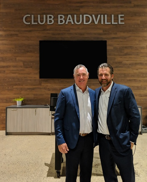 Jim Craig at Baudville Brands