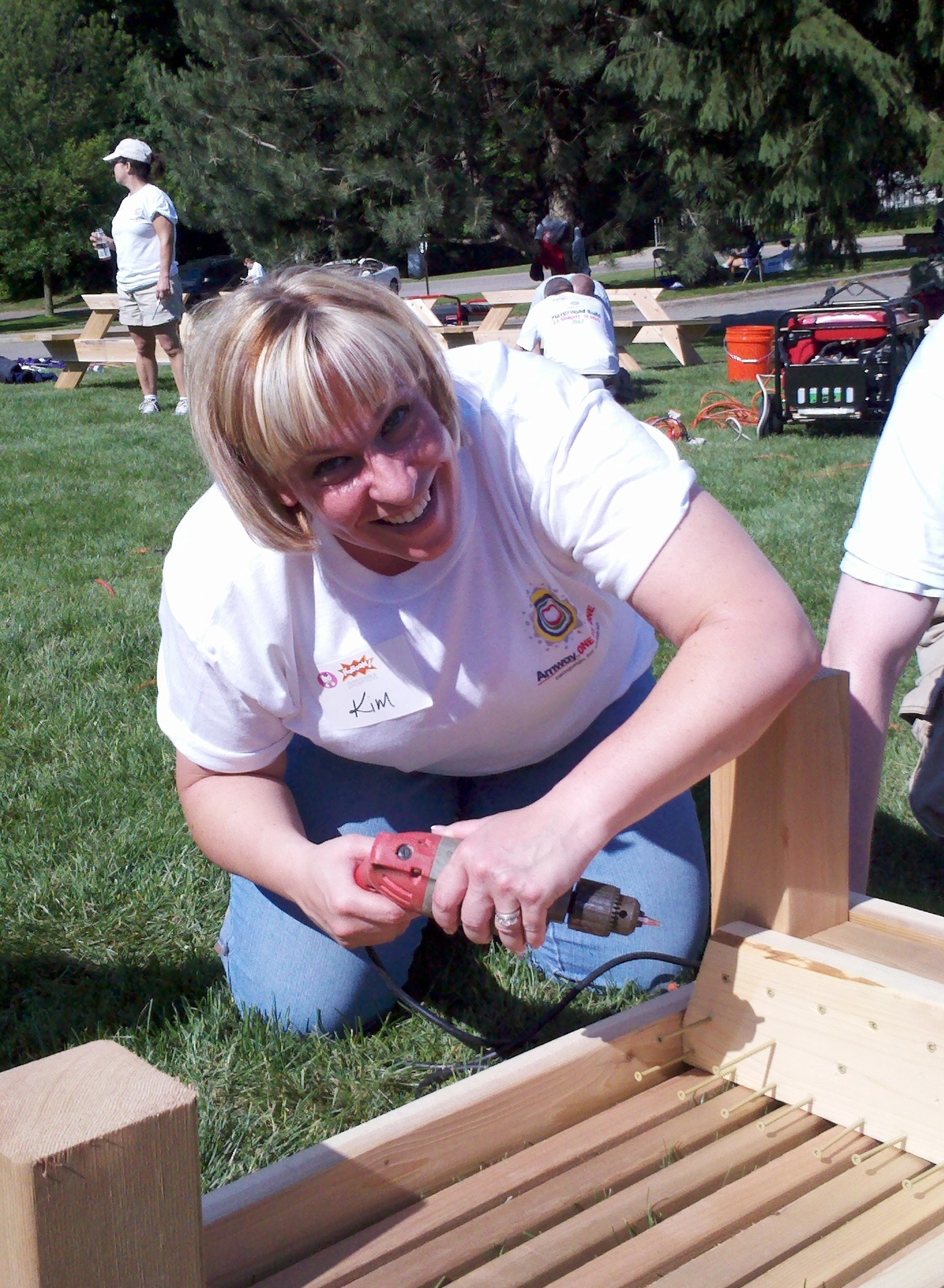 Volunteering and Team Building at Baudville.jpg