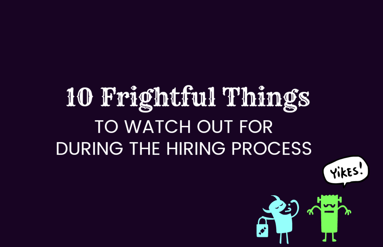 10 Frightful things To Watch Out for