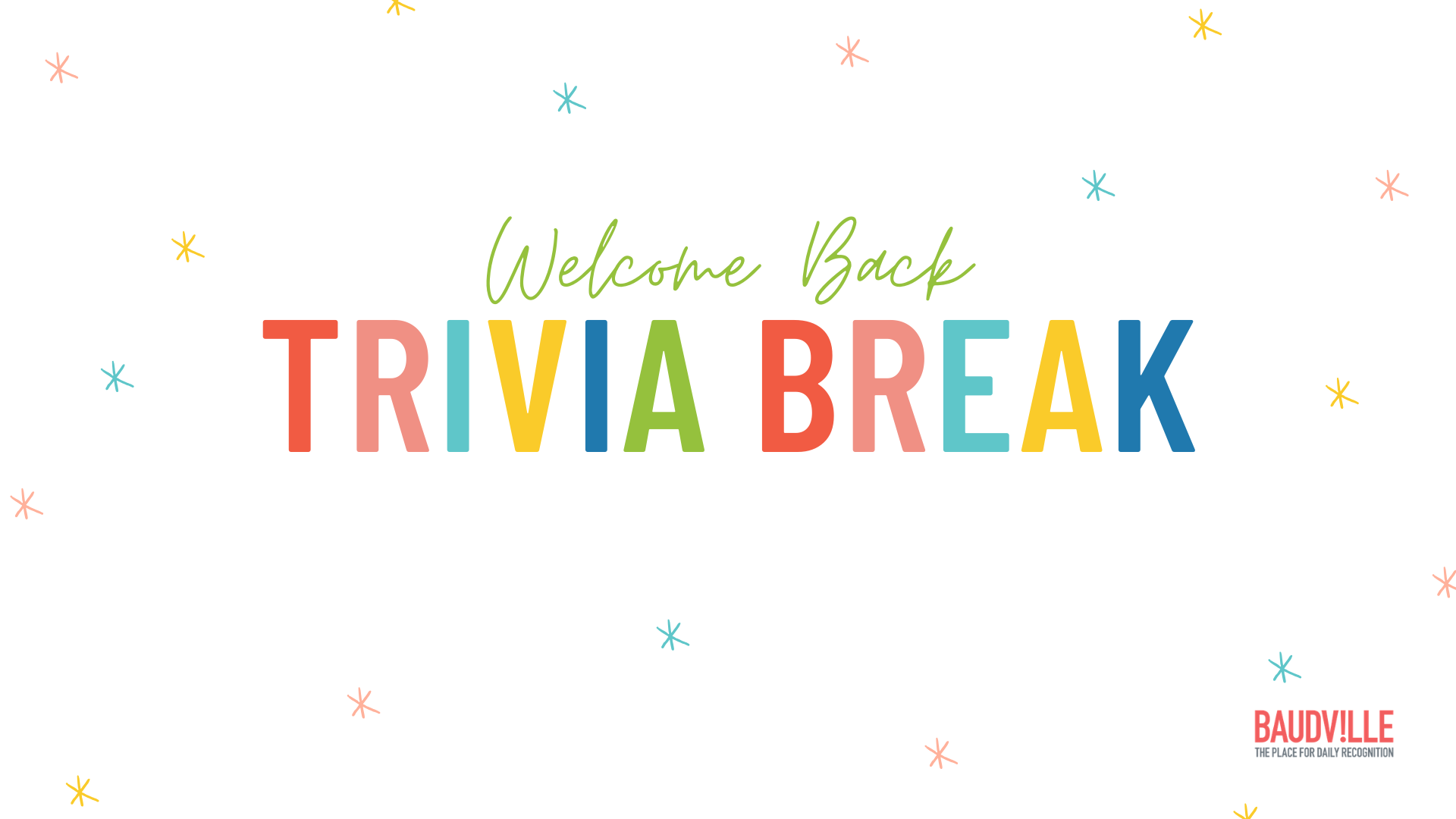 Welcome Back Trivia Download
