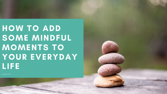 Mindful Moments Blog